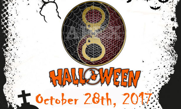 APEX Halloween Party: Saturday, October 28, 2017 · 8:00 PM – 2:00 AM